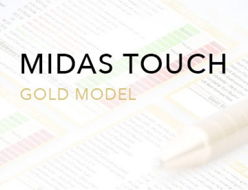 Jan 6th 2019, The Midas Touch Gold Model