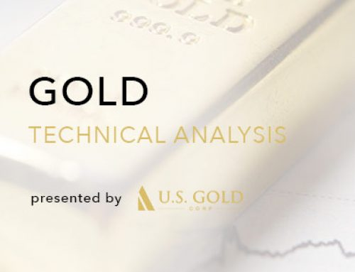 #028/18 Gold – Technical Analysis 26th of April 2018