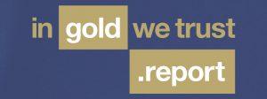 In Gold We Trust 2018 Header