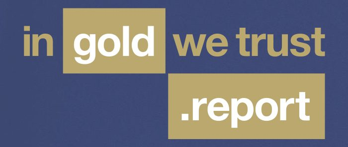 In Gold We Trust 2018 Header