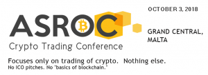 ASROC conference in Malta