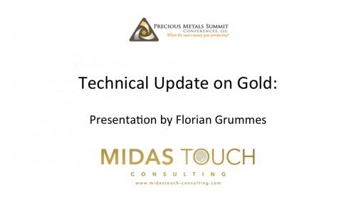 Technical Update on Gold by Florian Grummes