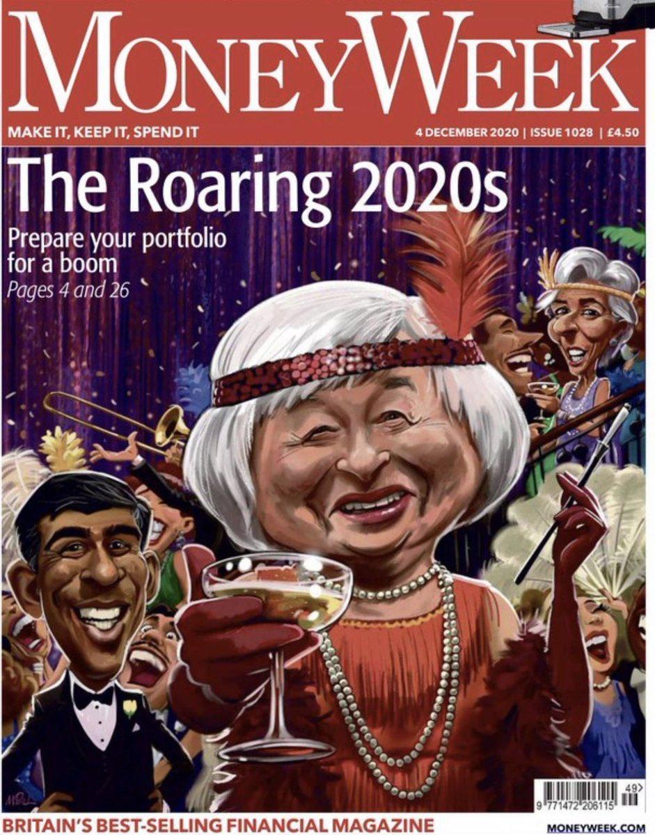 MoneyWeek, December 4th 2020
