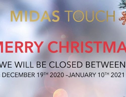 Midas Touch Consulting will be closed for winter holidays from December 19th 2020 until January 10th 2021